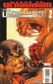 Ultimates 3 #2 Marvel comic book